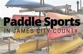 Paddle Sports in James City County