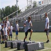 JCC All Star Footabll Camp
