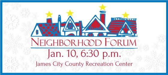 Neighborhood Forum logo
