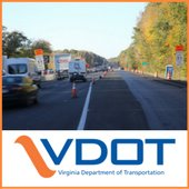 January 2018 VDOT Lane Closures for I-64 Widening Project