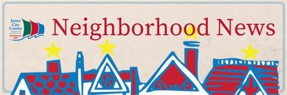 James City County Neighborhood News