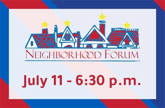 Neighborhood Forum