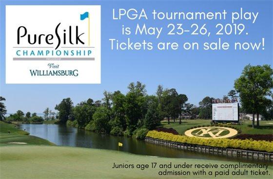 LPGA flyer