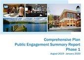 Round 1 Public Engagement Summary Report