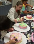 Advanced Cake Decorating Camp