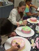 Advanced Cake Decorating Camp