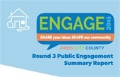 Round 3 Public Engagement Summary Report