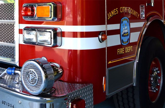 James City County Fire Department