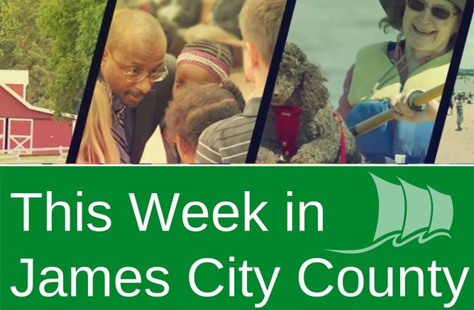 This Week in James City County
