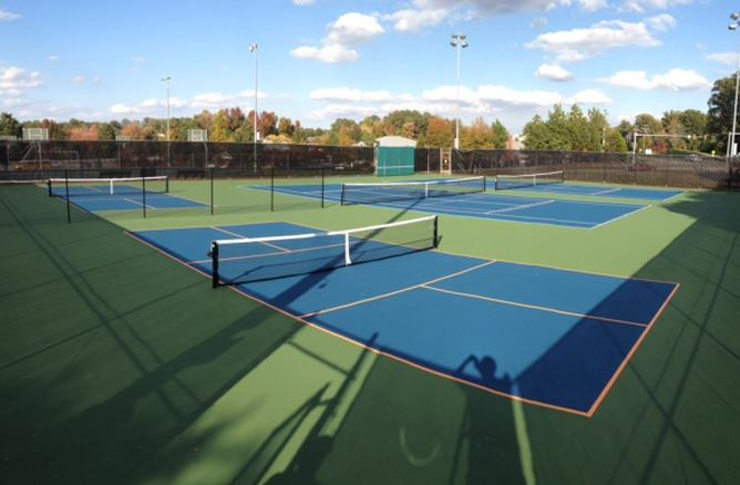 Veterans Park Tennis Courts
