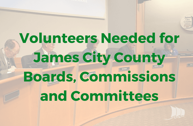Volunteers Needed for County Boards, Commissions and Committees