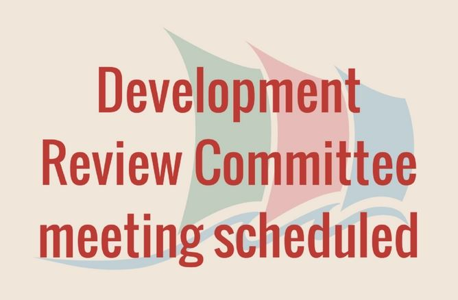 Development Review Committee