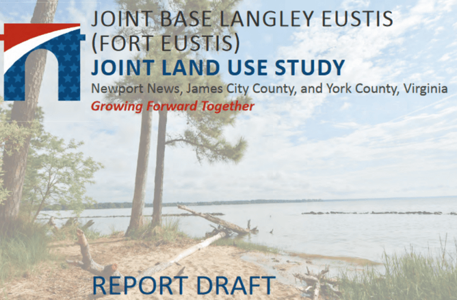 JLUS Draft Report Cover