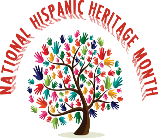 National Hispanic Heritage Month logo