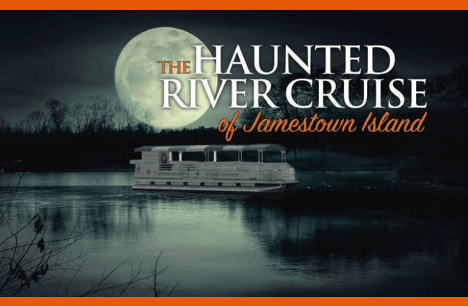 Haunted River Cruise