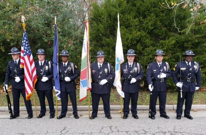 JCCPD Honor Guard