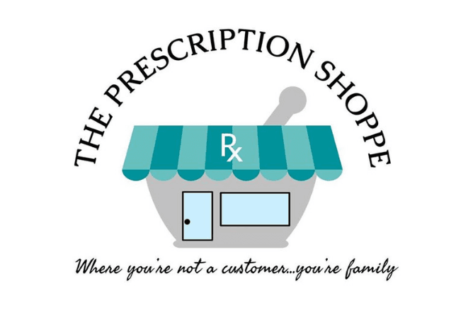 The Prescription Shoppe logo