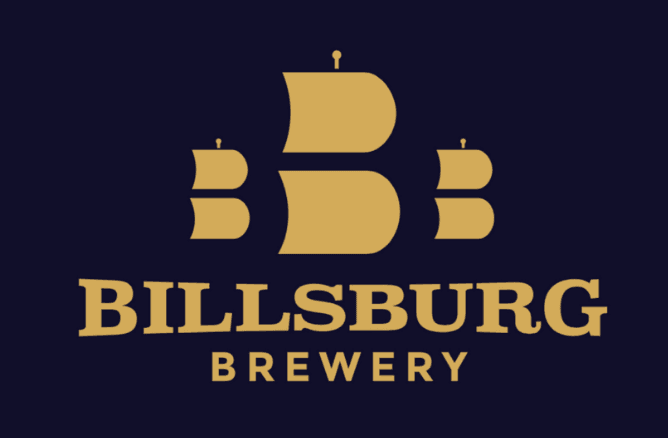 Billsburg Brewery New Logo