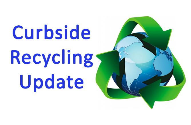 Curbside Recycling Update