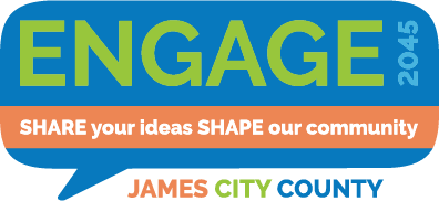Engage James City County Logo
