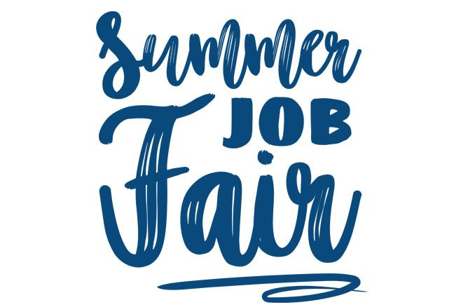 Summer Job Fair Flash
