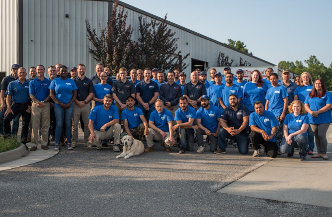 The Drying Co./ThermalTec staff picture