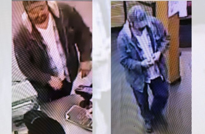 Attempt to ID - Counterfeit Bill Suspect