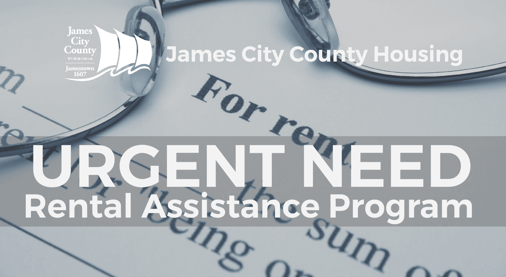 urgent need rental assistance