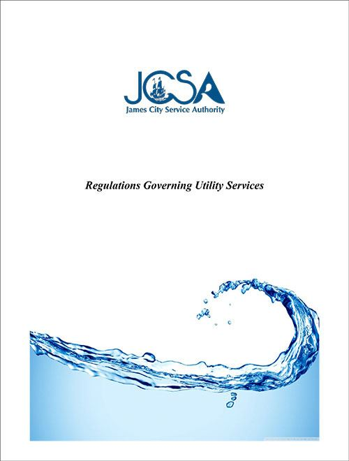Regulations Governing Utility Services
