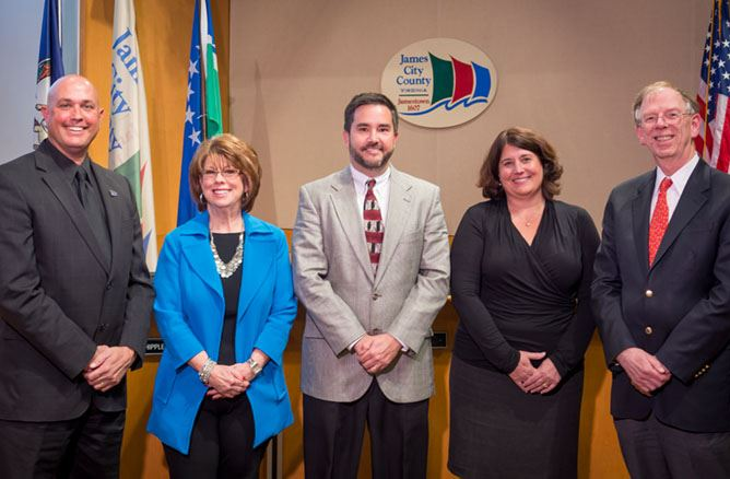 Board of Supervisors 2016 Group Shot