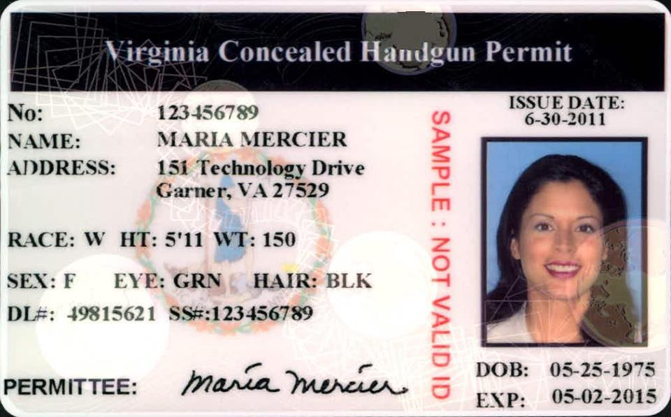 Concealed Handgun Permits | James City County, VA