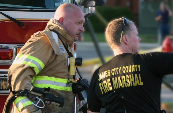 assistant fire marshals