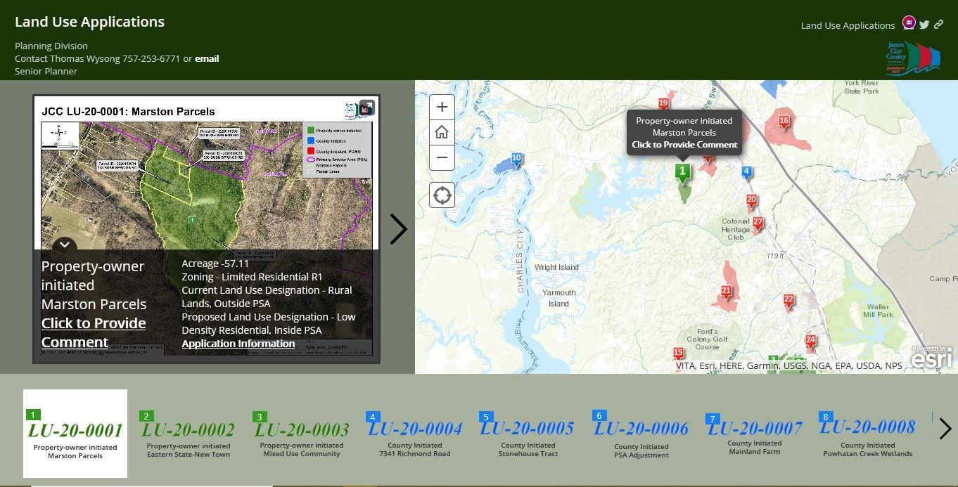 Future Land Use Map Opens in new window