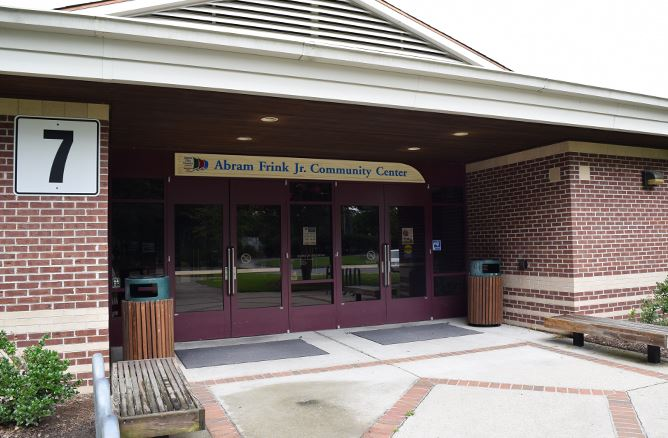 Abram Frink Jr. Community Center