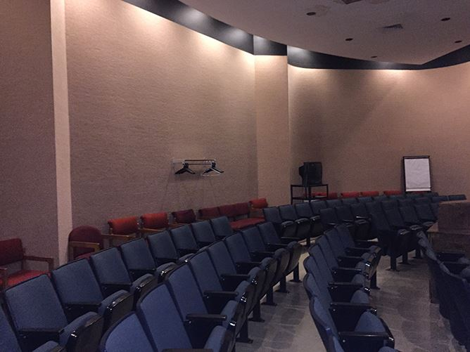 Large Meeting Room - December 2015