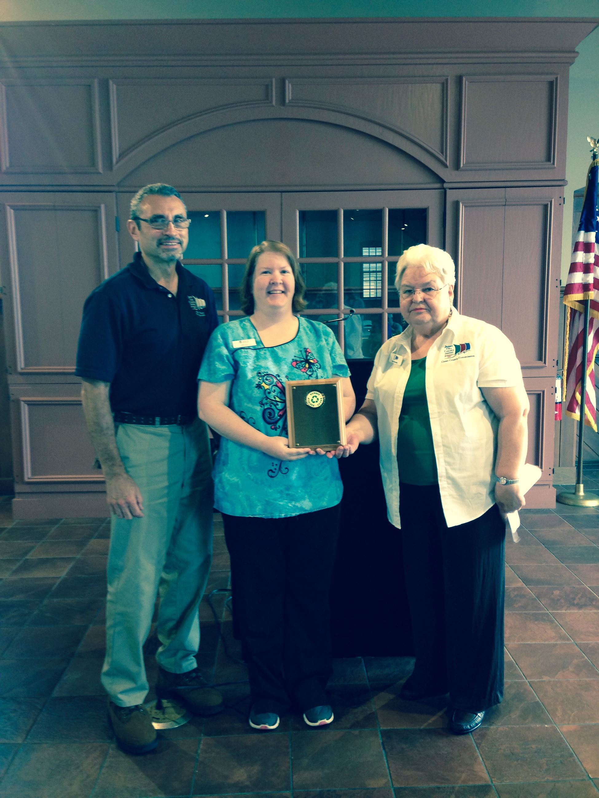 Clean Business Award Winner 2015 4th Quarter, Advanced Vision Institute