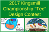 2017 Kingsmill Championship Tee Design Contest
