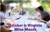 October is Wine Month